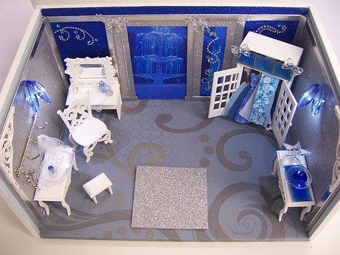 Roombox Miniatura PALÁCIO DE CRISTAL