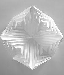An example of paper art by Jen Fullerton.
