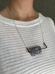 Plough necklace