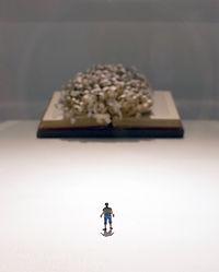 An example of book art by Jen Fullerton.