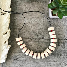 Booklover necklace