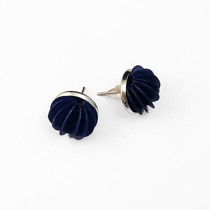 Flutter earrings - single colour