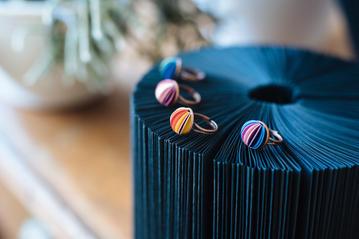 Flutter rings