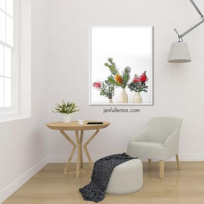 Botanica – digital watercolour flowers