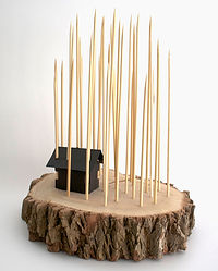 An example of sculpture by Jen Fullerton.