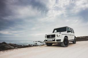 Mercedes-Benz Gelandewagen G400d