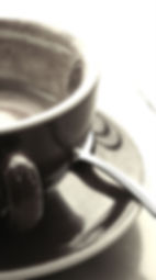 Oh Gott, der Kaffee ist alle...