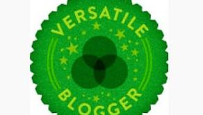 Versatile Blogger Award - Nominierung