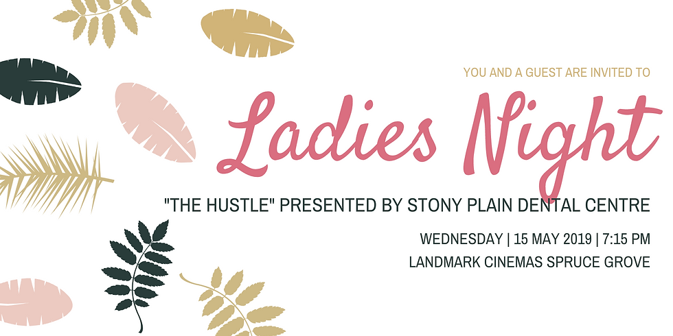 The Hustle - Ladies Night