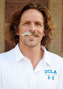 Jeremy Casebeer UCLA Women's Beach Volleyball VA Coach