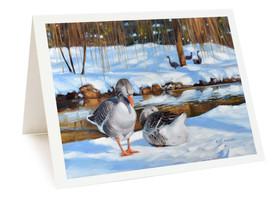 Winter Geese