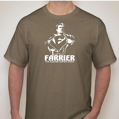 FARRIER - The Equine Super Hero
