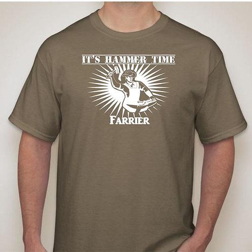 It's Hammer Time - Farrier Shirt