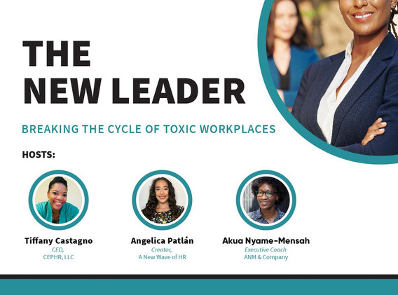 The New Leader Series