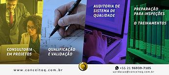 Conceito Q Consultoria e Projetos