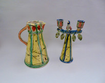 jug and candlestick