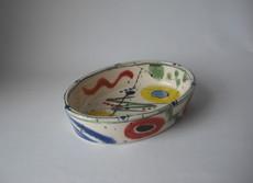 medium oval dish