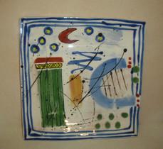 sqaure plate