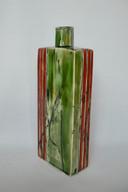 tall slab bottle vase