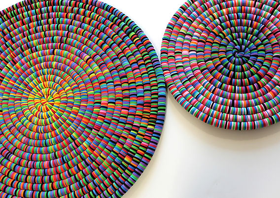 Espirais Cinéticas - Carla Tennenbaum
