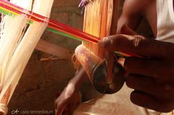tear tradicional - kente