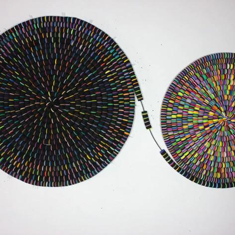 transformação - Buraco Negro + Cor