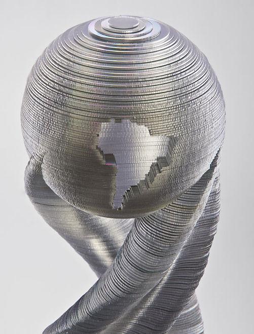 Kraft - poltrona de papel