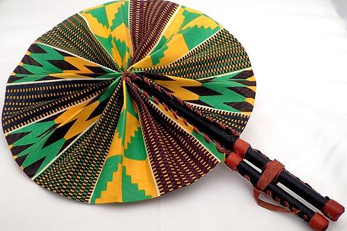 Ghanaian Fan 2