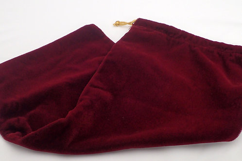 Velvet Cremain Bags