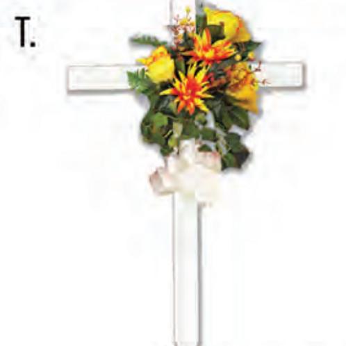 Cross Fall Single Arrangement