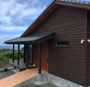 貸別荘 Self catering rental cottage