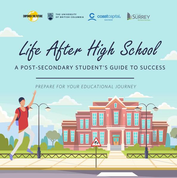 Life After High School e-book