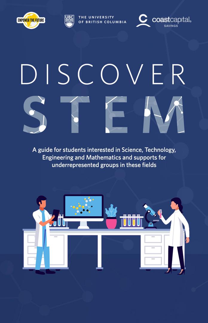 Discover STEM e-book
