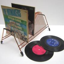 1950s RECORD RACK