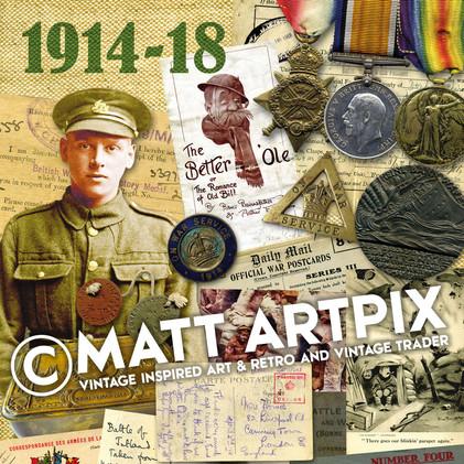 REMEMBERING 1914-18