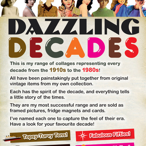 DAZZLING DECADES INTRO