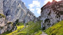 Stripsenjoch - Kaisergebirge