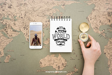 Weltreise mit Hund