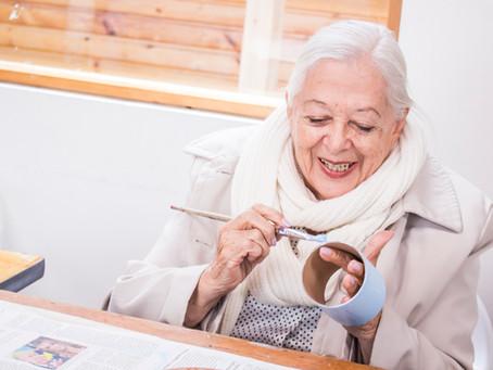 Los efectos de la Arteterapia en el Alzheimer