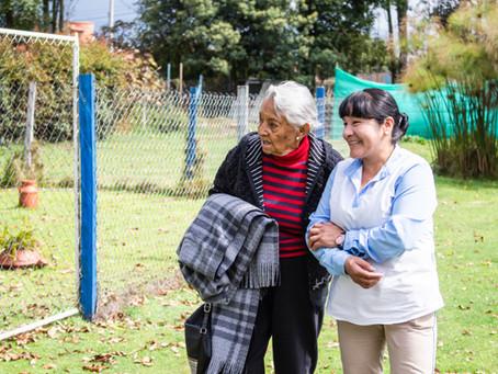 Prevenir caídas en el adulto mayor
