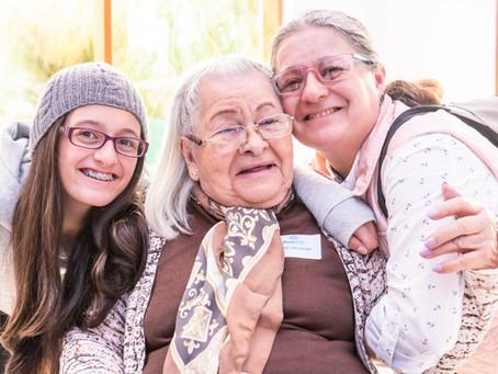 La Familia y El Alzheimer