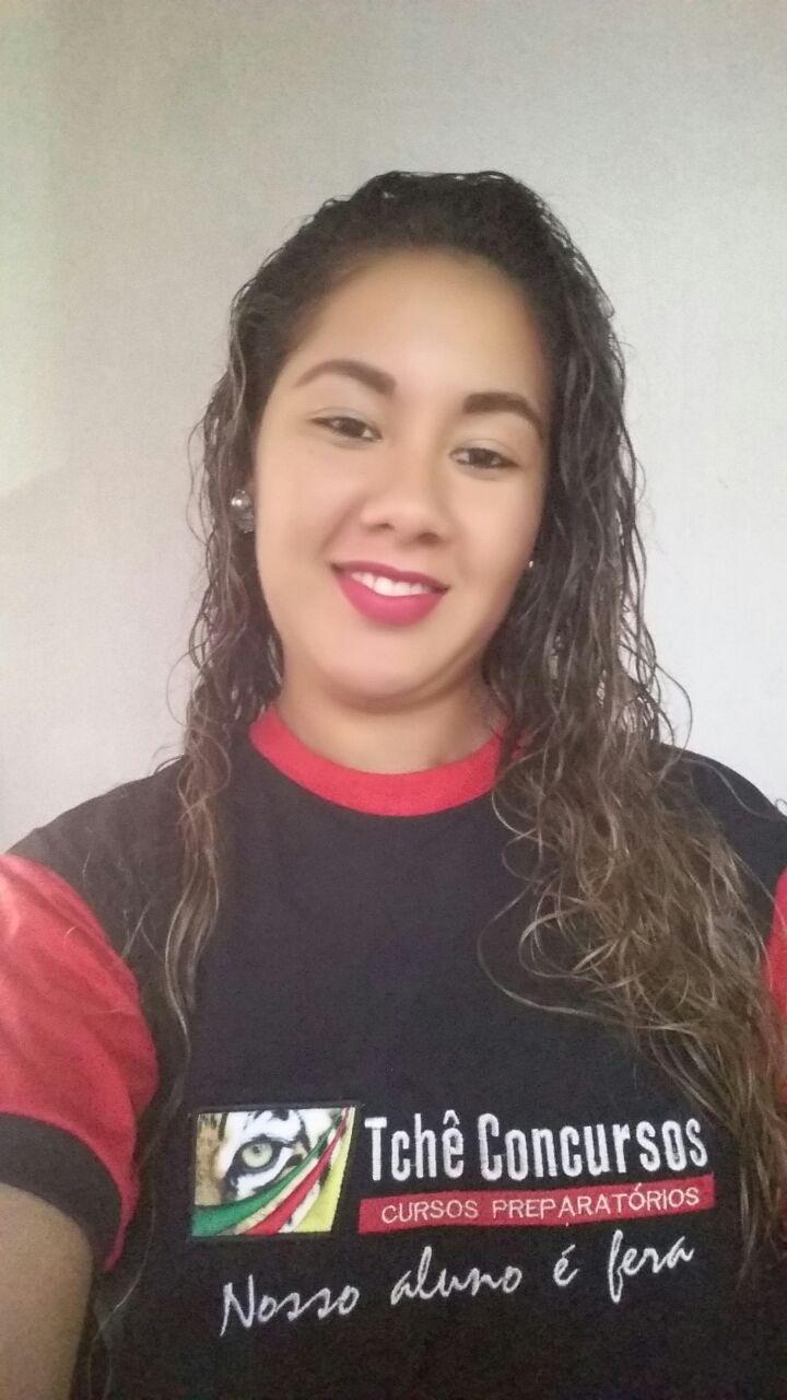 Thainara da Silva Oliveira