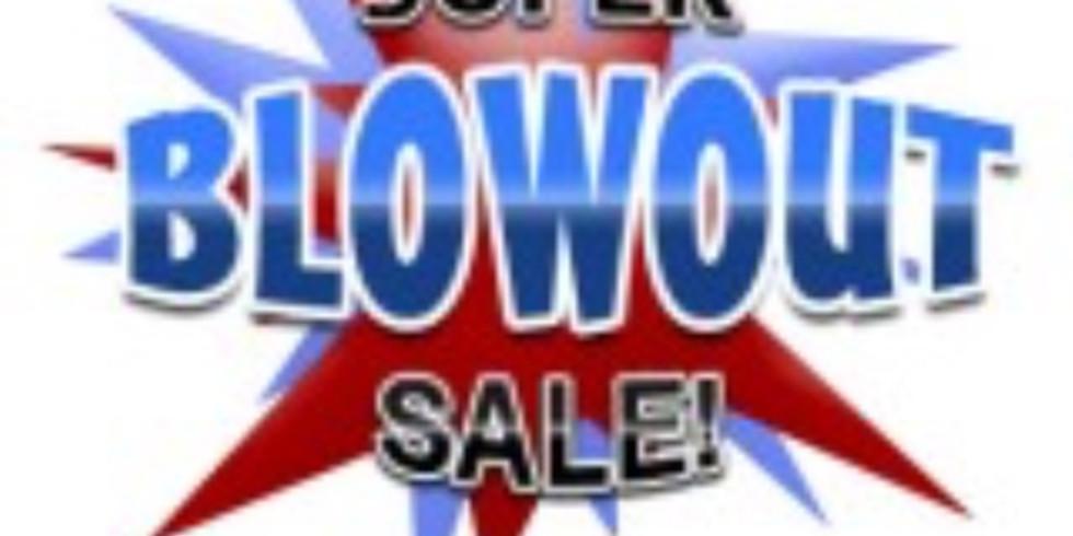 Snead Rd Estate Blowout Sale