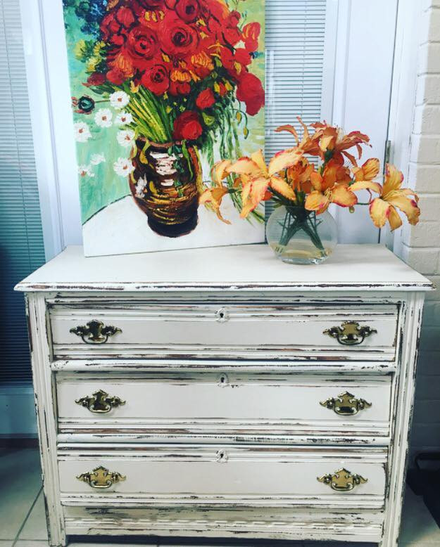 My FAVORITE 😍Turn of the Century French Country Chest