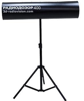 Радиодозор, радиовидение