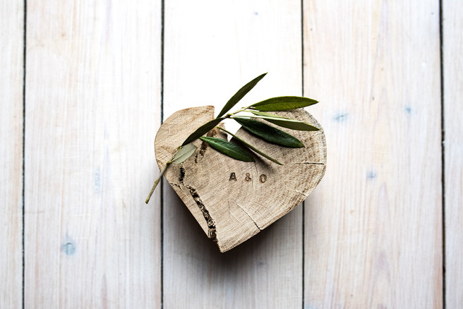 Mein Herz aus Holz