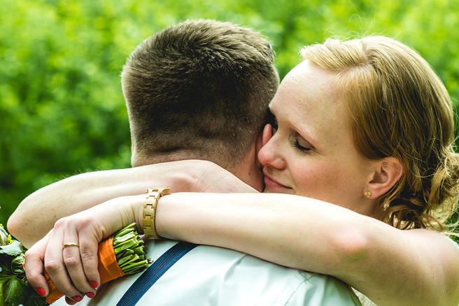 VERENA + KEVIN • Love is colourful and sweet...