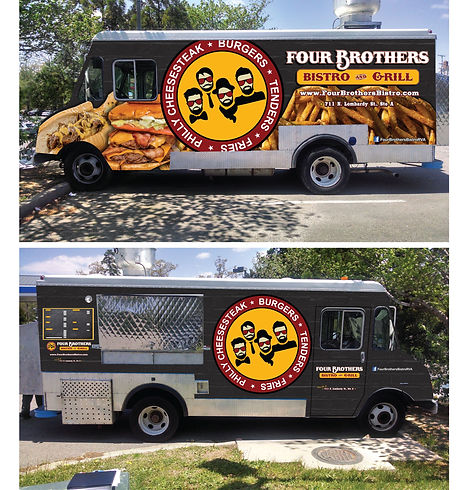 Four Brothers Food Truck