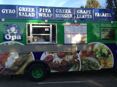 Opa Food Truck