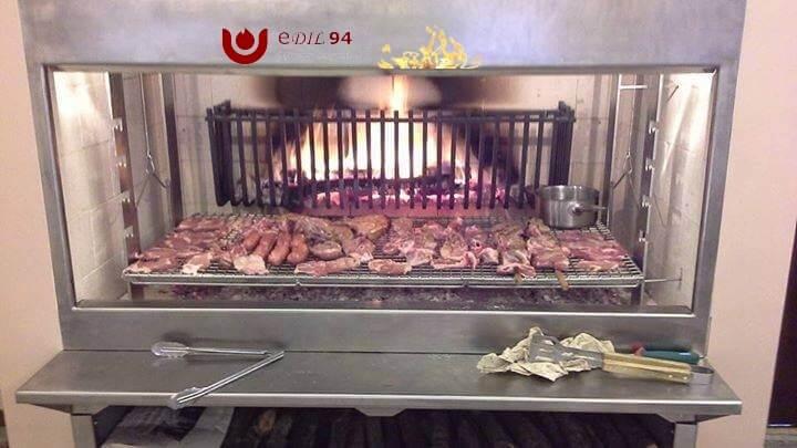 Barbecue per ristorante 3